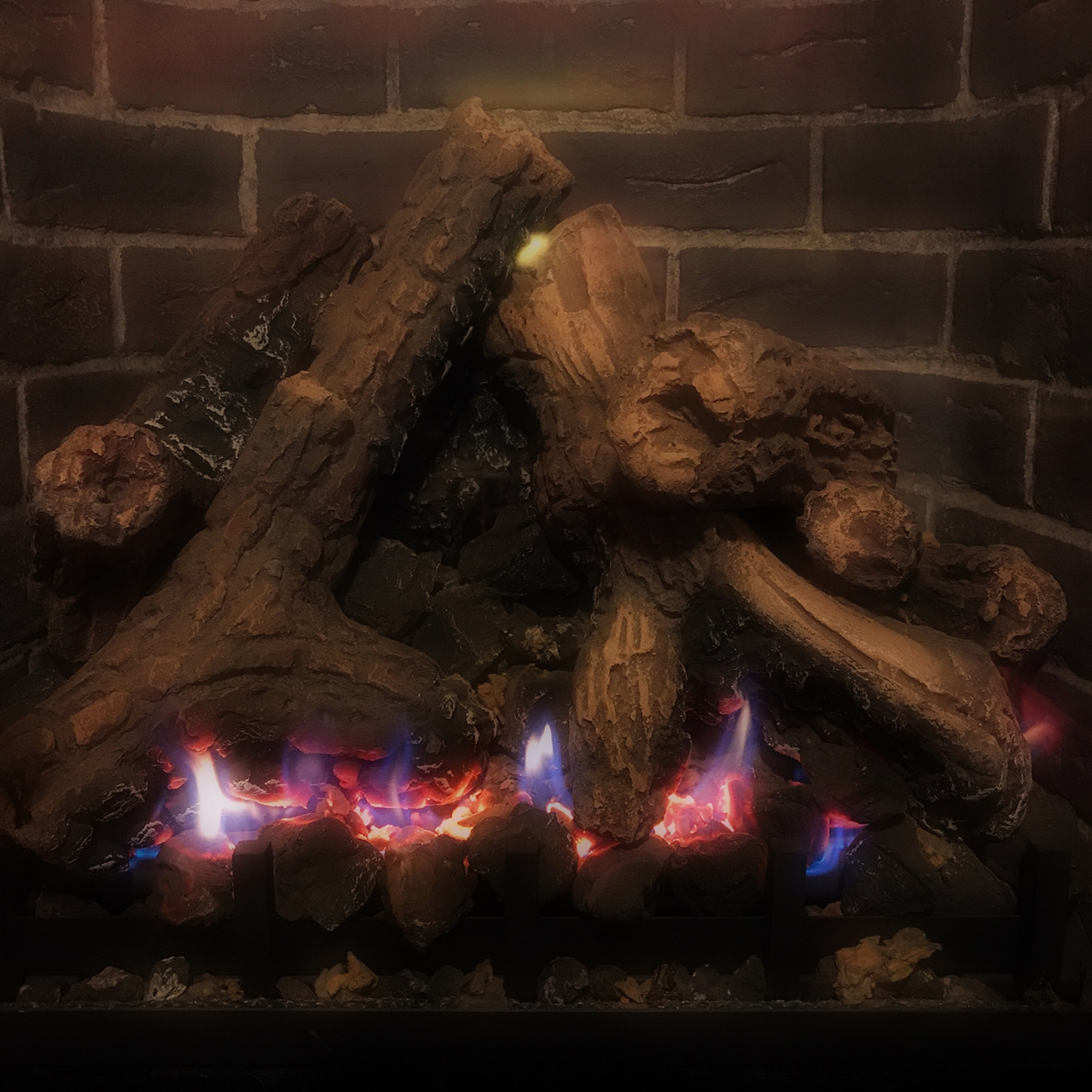 Kitchen Fireplace LGP